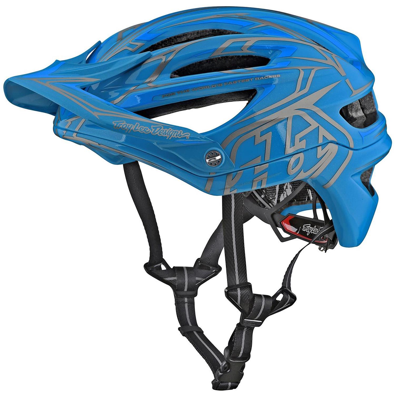 Troy Lee Designs A2 Mips Pinstripe 2 MTB Helmet - 2018