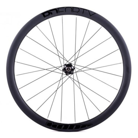 Hope RD40 RS4 Carbon Clincher Disc Front Wheel - 700c