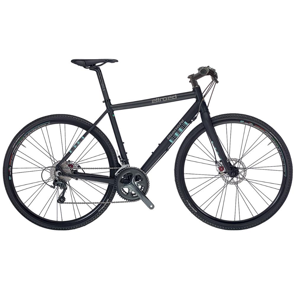 Bianchi Allroad Flat Handlebar Gravel Bike 2018