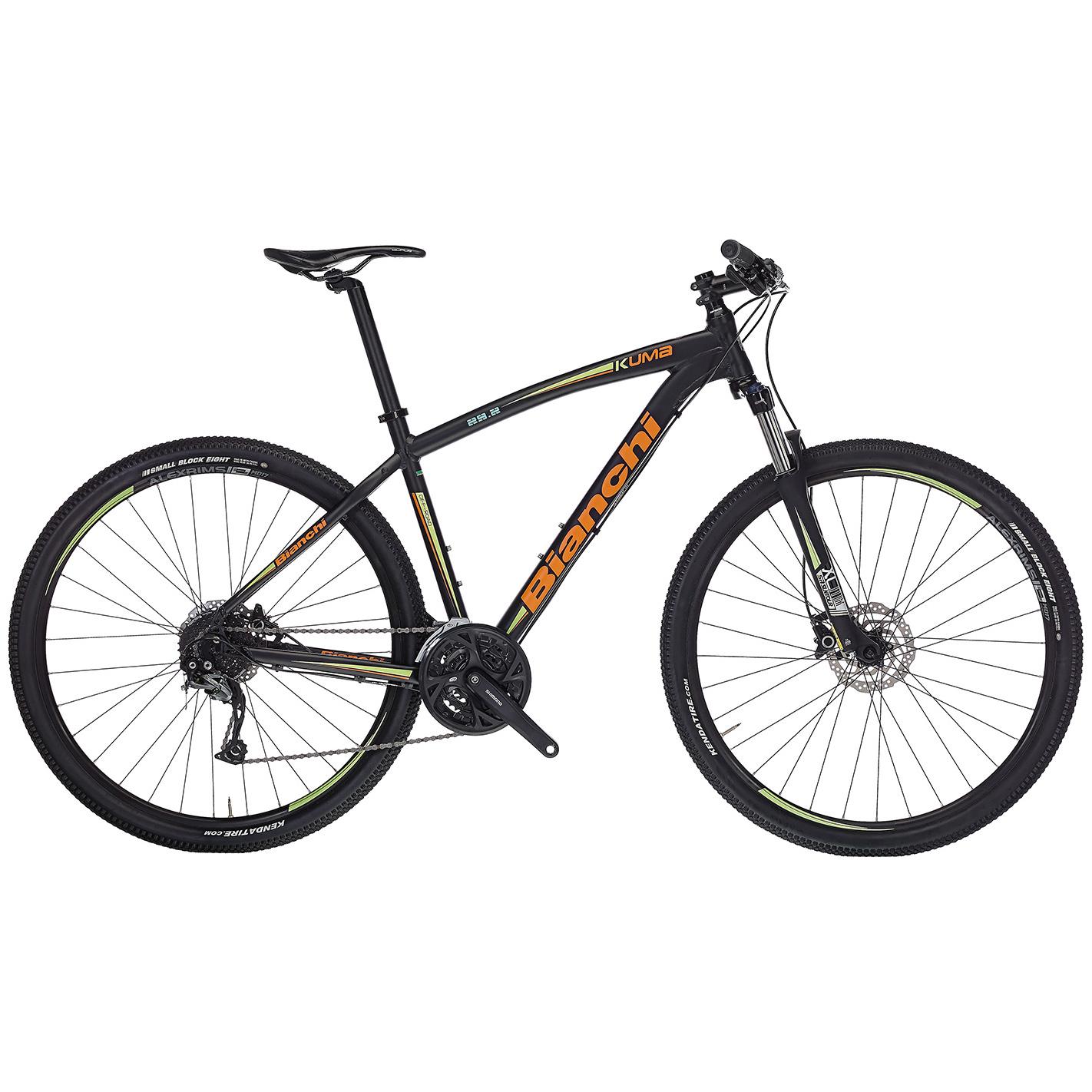 Bianchi Kuma 27.2 Alivio Mountain Bike - 2017