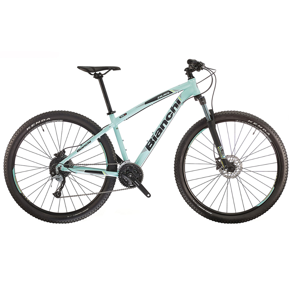 Bianchi Duel 27s Acera Mix Mountain Bike – 2018