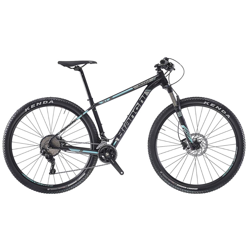 Bianchi Grizzly 29.2 XT Mix Mountain Bike 2018
