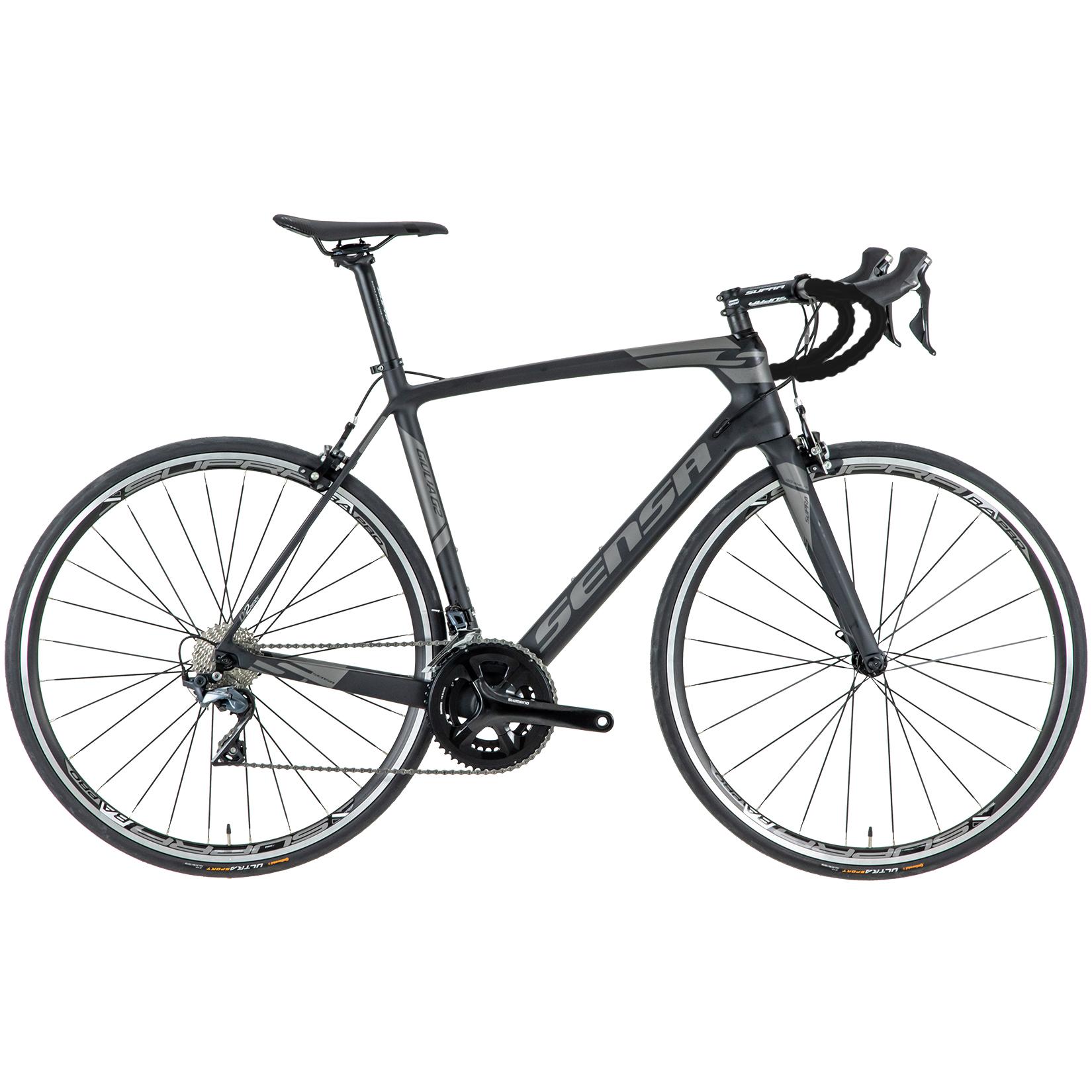 Sensa Giulia G2 Ultegra Mix Carbon Road Bike - 2018