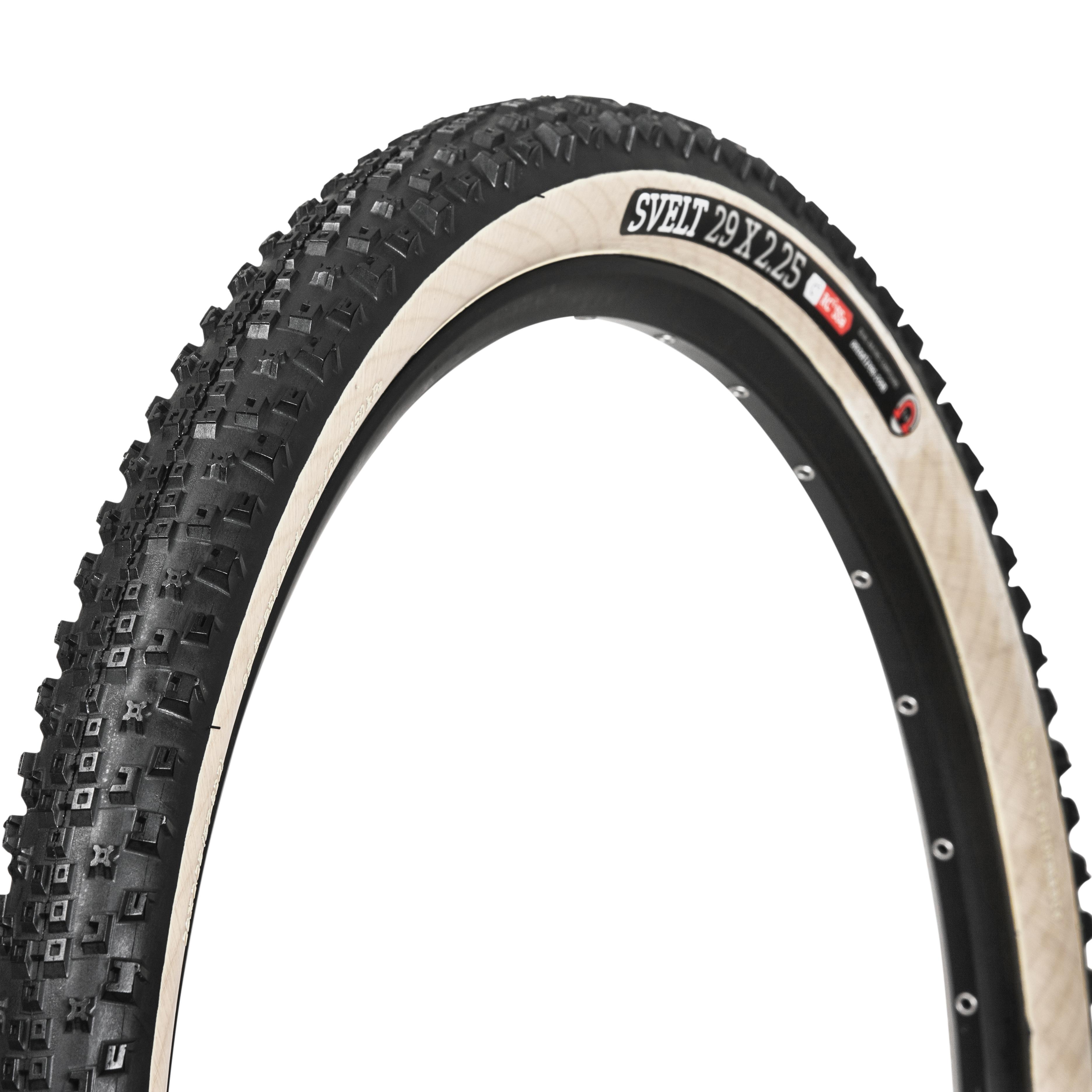 """Onza Svelt Tan Wall 60 TPI Folding MTB Tyre - 27.5"""""""