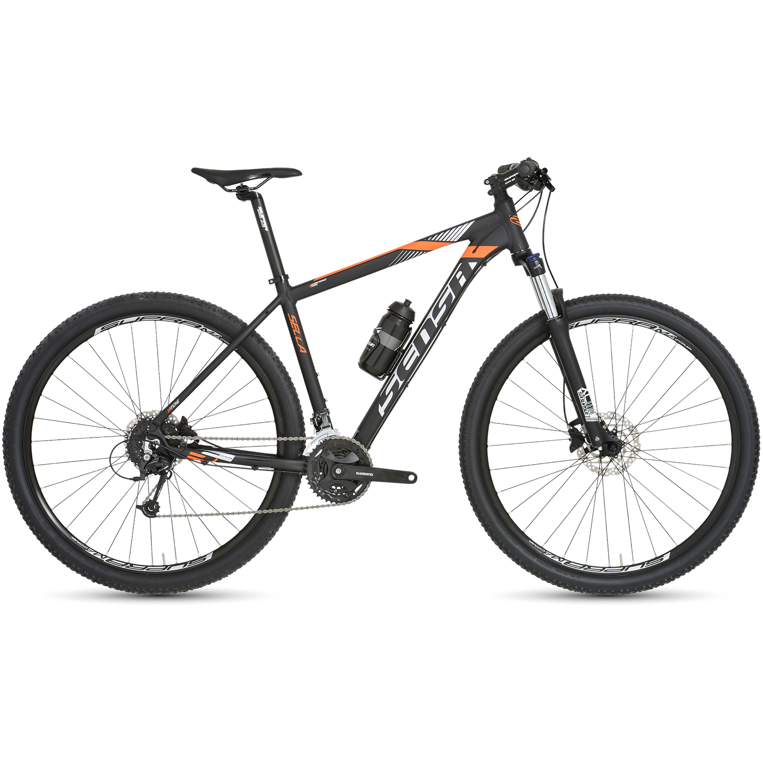 "Sensa Sella 27 27.5"" Mountain Bike - 2019"