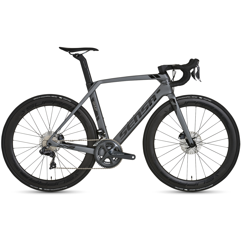 Sensa Giulia Evo Disc Titan Dura Ace Di2 Road Bike - 2019