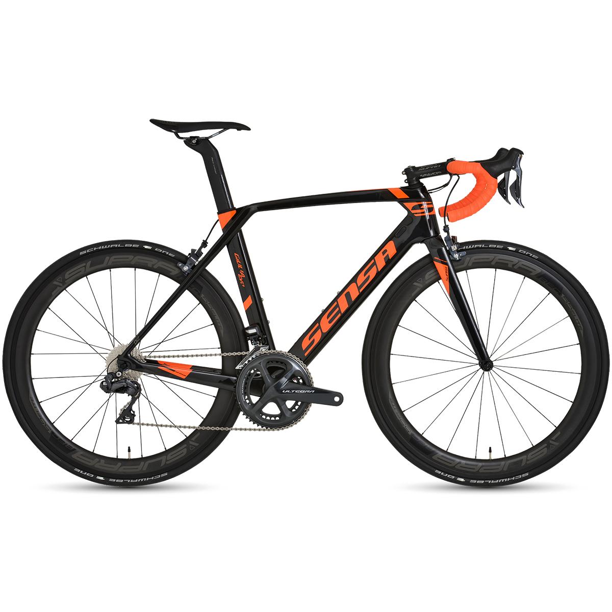 Sensa Giulia Evo Ultegra Road Bike - 2019