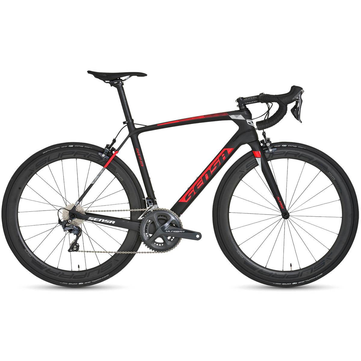 Sensa Giulia G3 Ultegra Road Bike - 2019