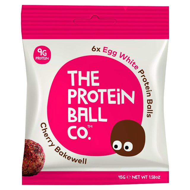 The Protein Ball Co Snack Packs - Egg White Protein