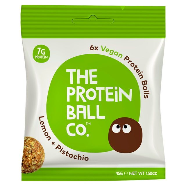 The Protein Ball Co Snack Packs - Vegan Protein