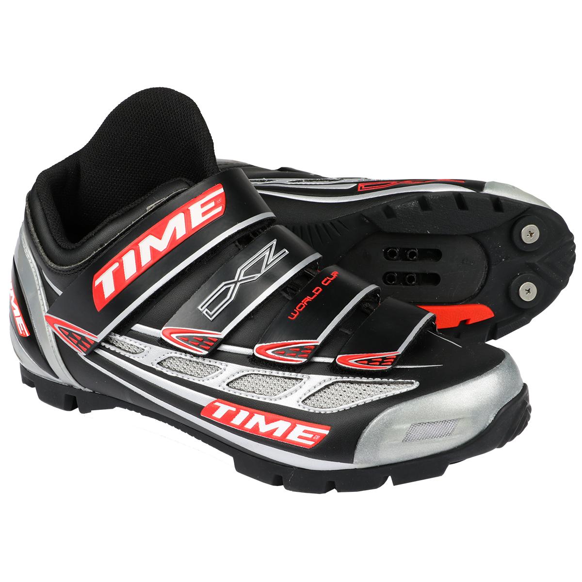 Time DXZ World Cup SPD MTB Shoes - EU42