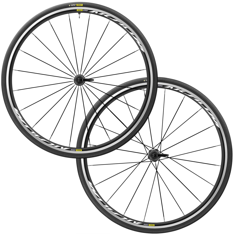Mavic Aksium Elite UST Road Wheels - 2019