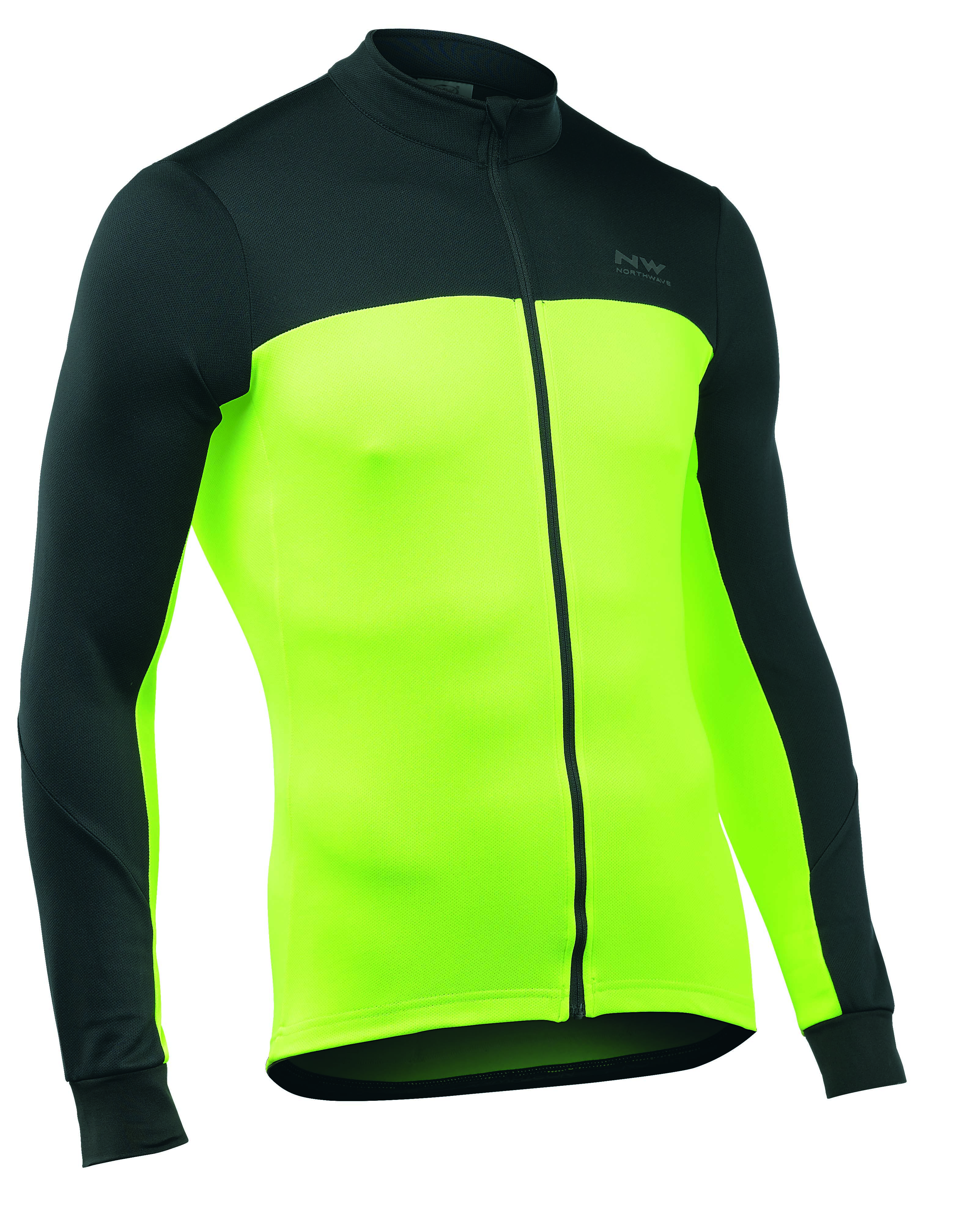 Northwave Force 2 Long Sleeve Cycling Jersey