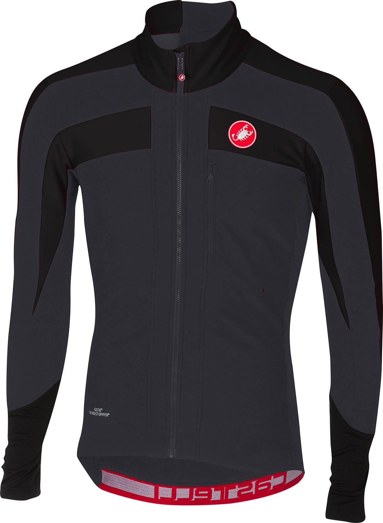 Castelli Trasparente 4 Long Sleeve Cycling Jersey - AW18