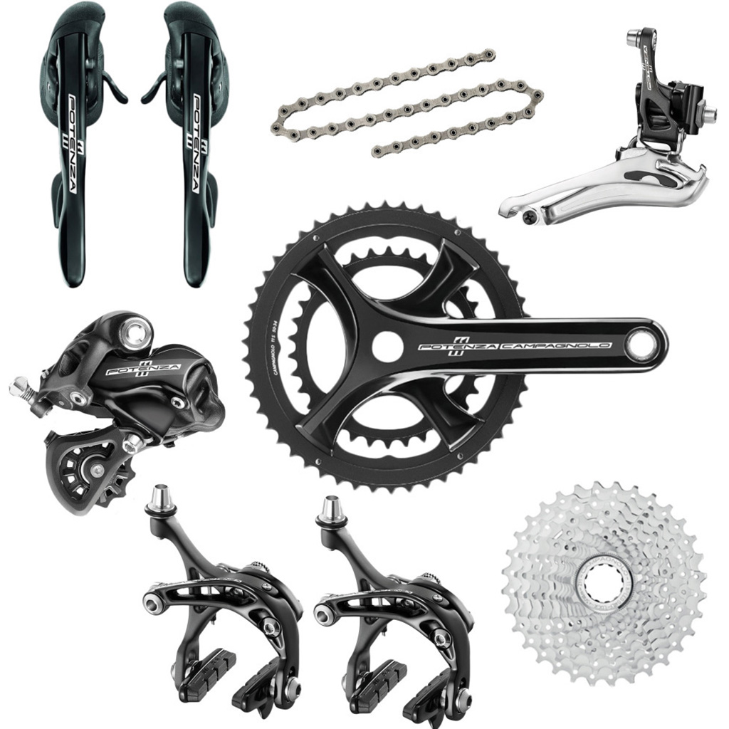 Campagnolo Potenza HO 11-Speed Groupset – 2018