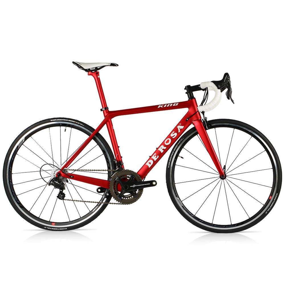 De Rosa King Chorus Carbon Road Bike - 2019
