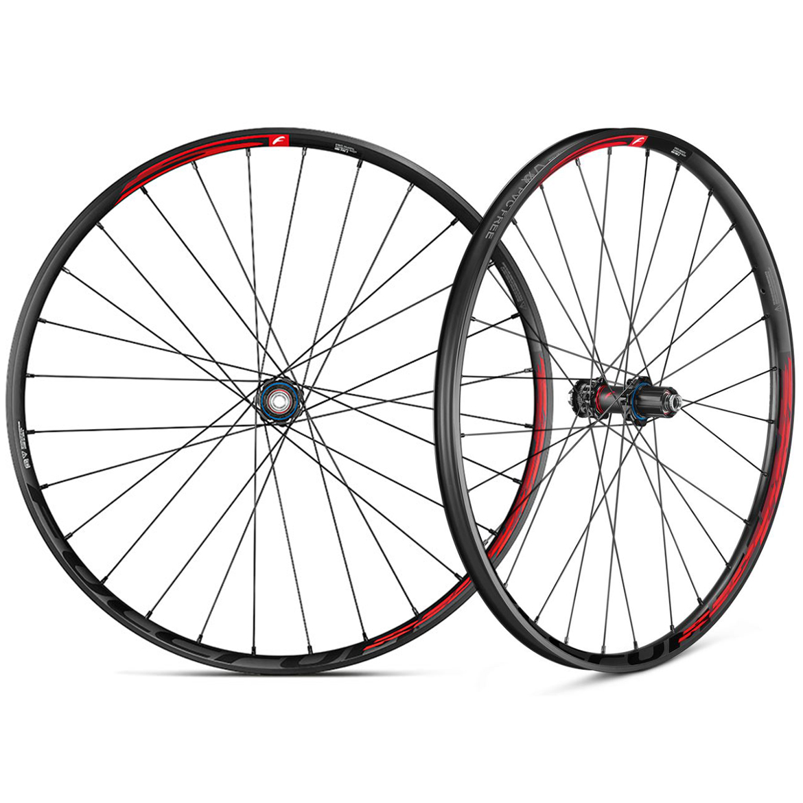 Fulcrum Red Fire 5 MTB Wheelset - 27.5""