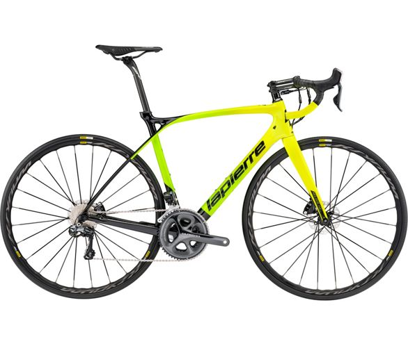 Lapierre Xelius SL 700 Ultimate Disc Carbon Road Bike - 2017