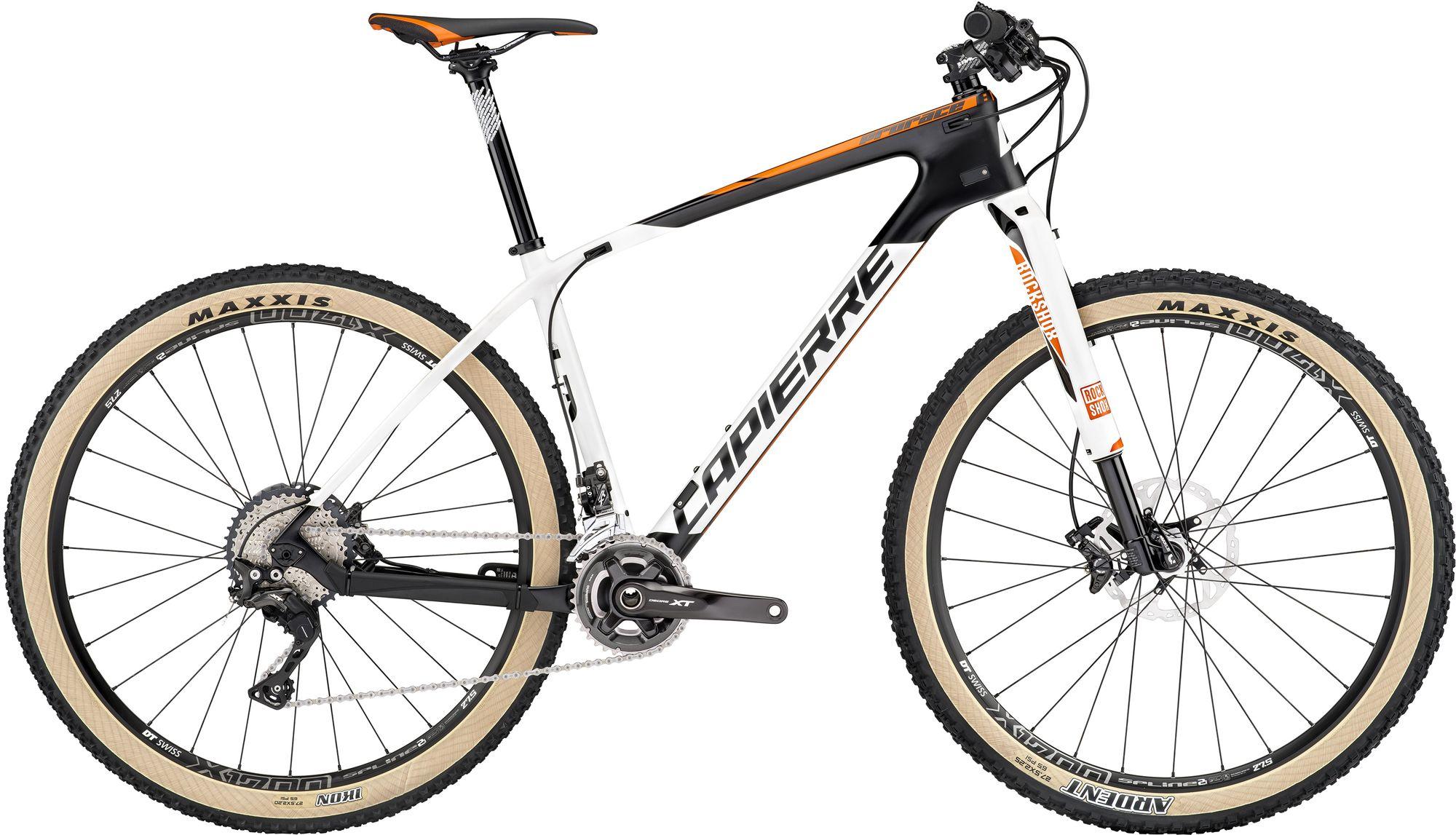 Lapierre Prorace 827 Mountain Bike - 2017