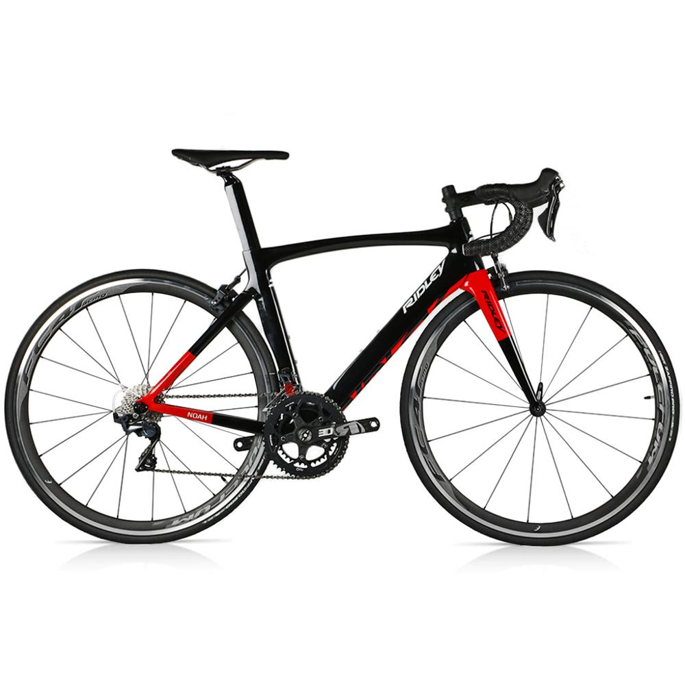 Ridley Noah Ultegra Carbon Aero Road Bike - 2019