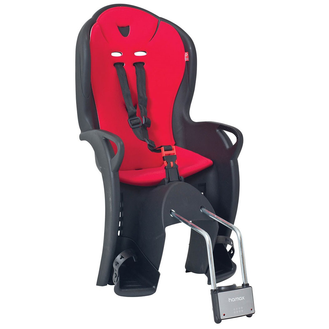 Hamax Kiss Rear Frame Mounted Childseat