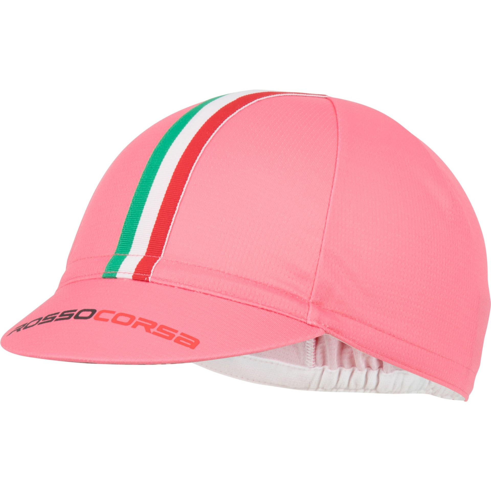 Castelli Rosso Corsa Cycling Cap - SS19