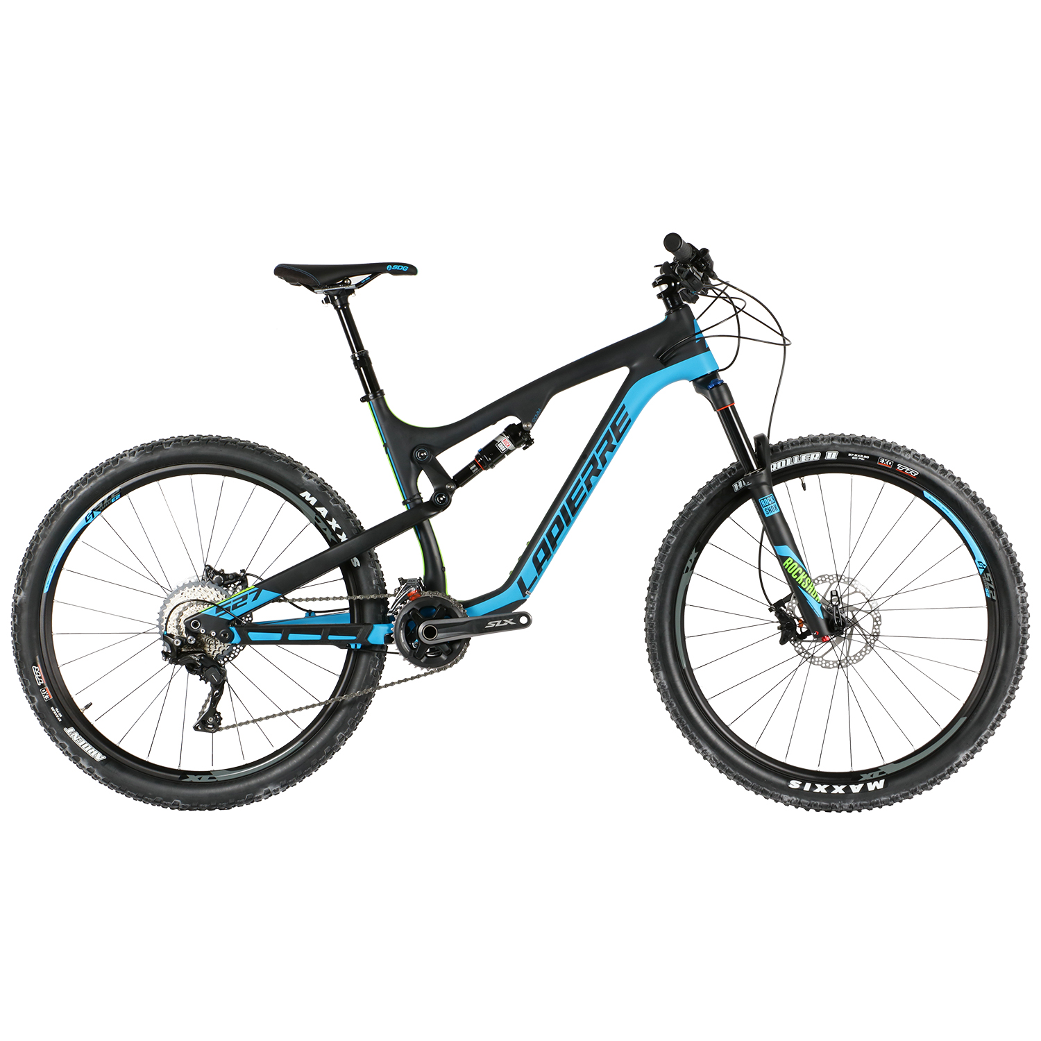 Lapierre Zesty XM 527 Mountain Bike - 2017