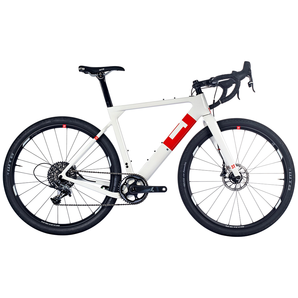 3T Exploro Team Force Gravel Bike - 2018