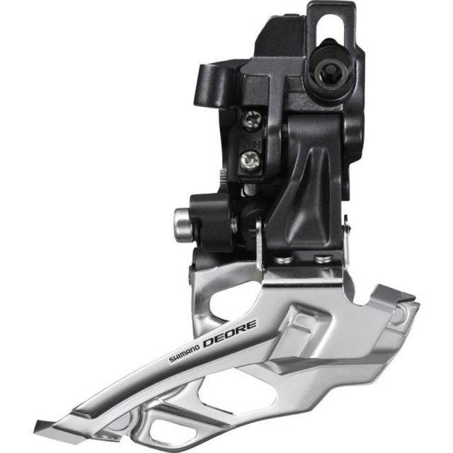 Shimano Deore M616 Direct Mount Front Derailleur - 10 Speed