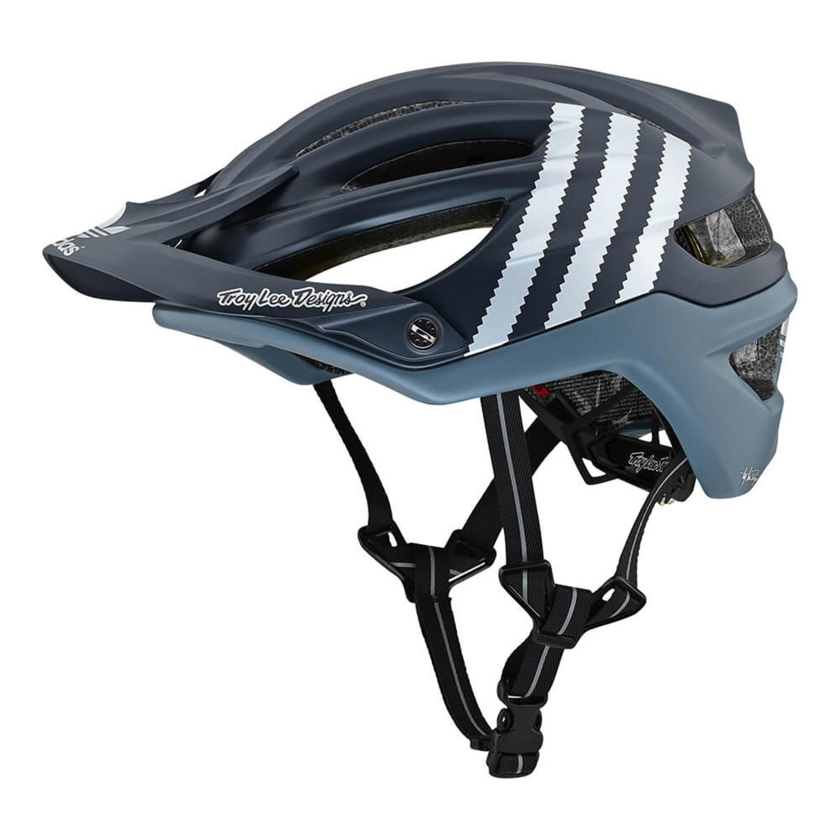 Troy Lee Designs A2 Mips Adidas LTD Edition MTB Helmet - 2019