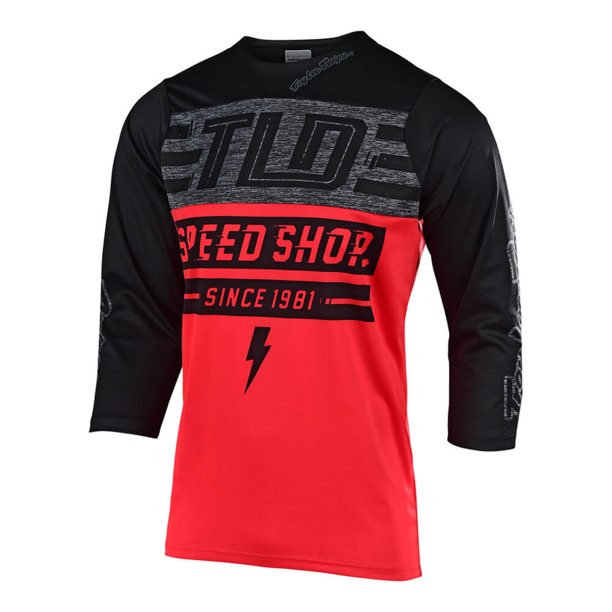 6a0df2335 Troy Lee Designs Ruckus Bolt Short Sleeve MTB Jersey - 2019