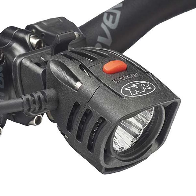 NITERIDER Pro 2200 Enduro Remote Front Bike Light