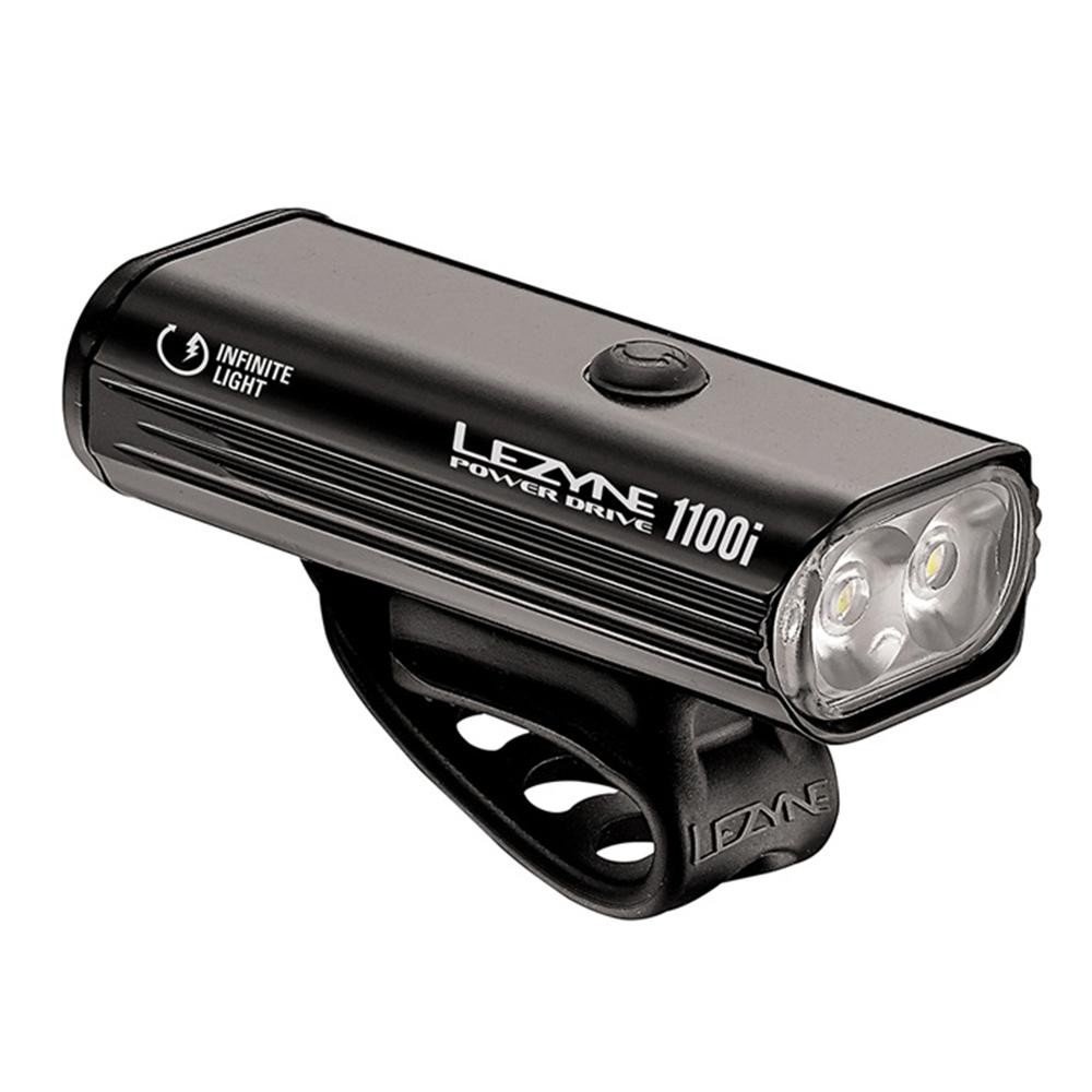 Lezyne Power Drive 1100i Loaded Front Bike Light - 2017