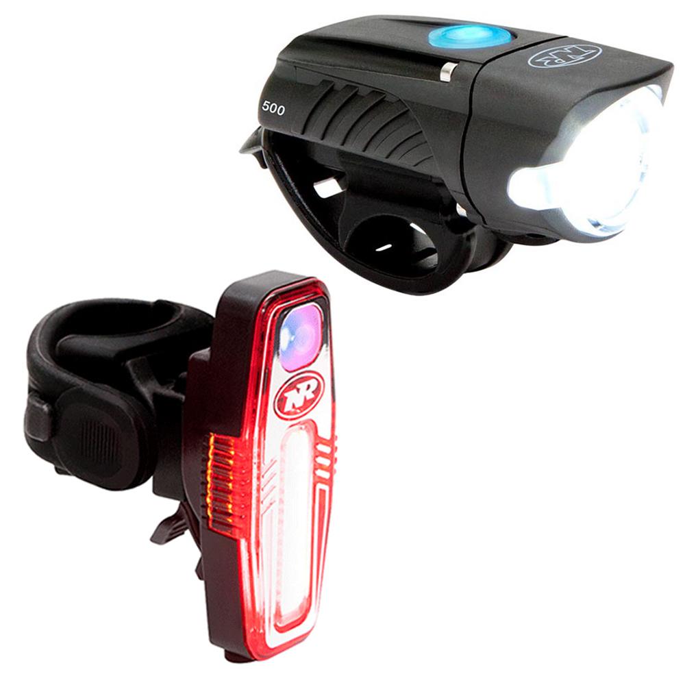 NITERIDER Swift 500 / Sabre 80 Bike Light Set