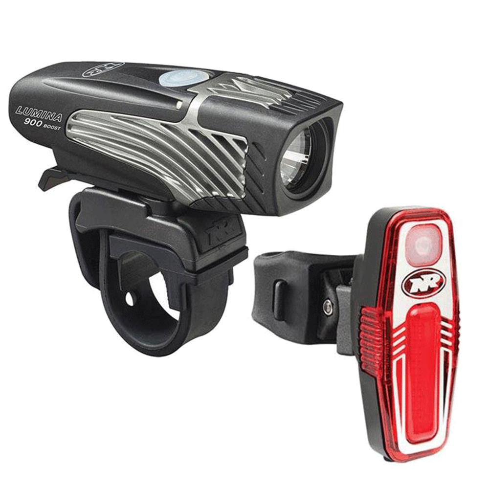 NITERIDER Lumina 1000 Boost / Sabre 80 Bike Light Set