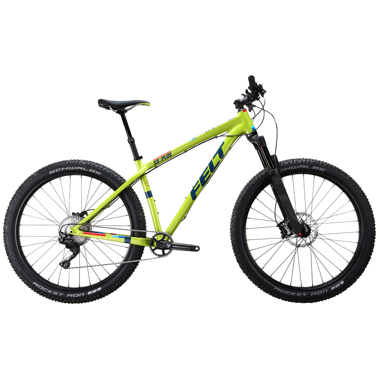 Felt Surplus 10 Plus Mountain Bike - 2017