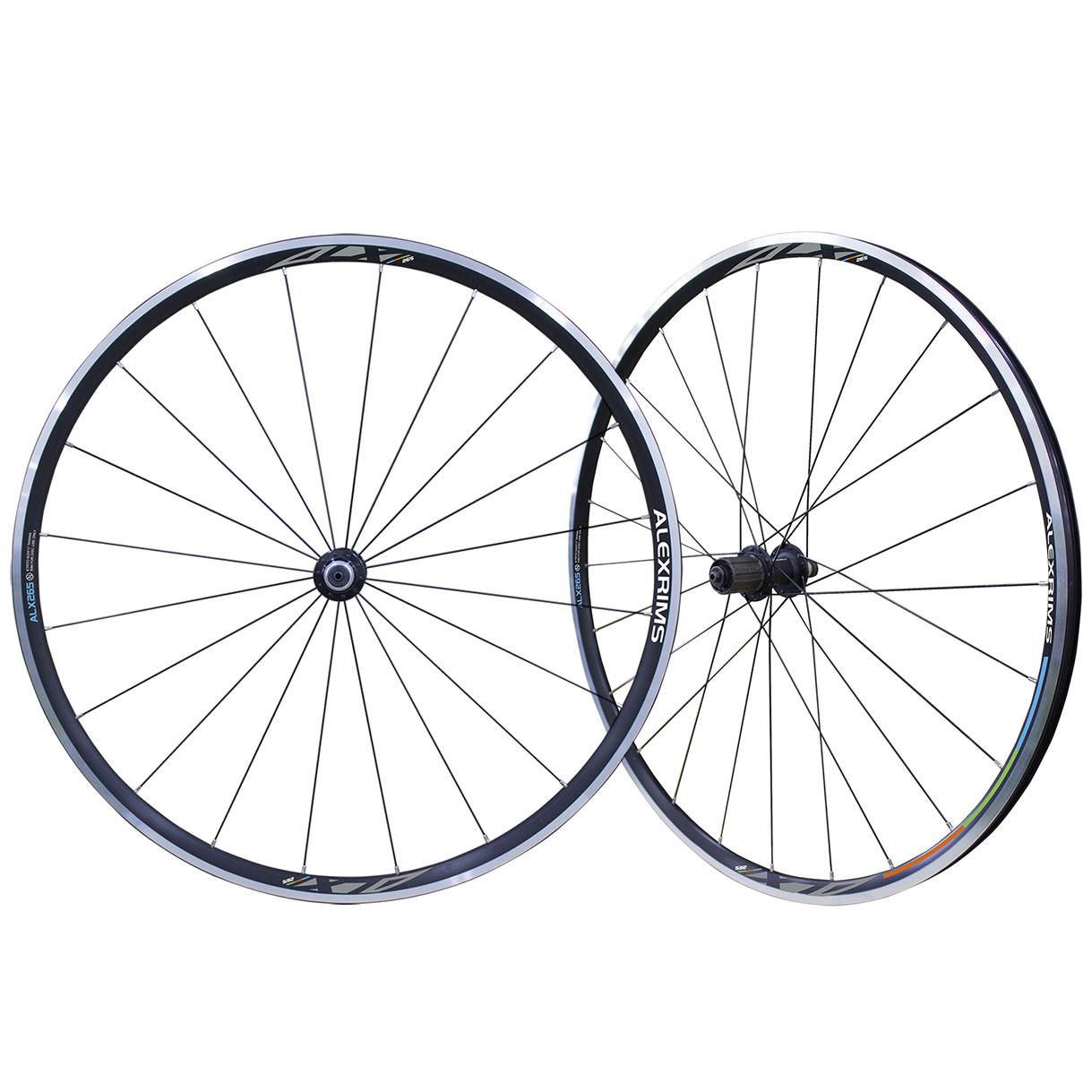 Alex ALX265 TL-Ready Clincher Wheelset - 700c