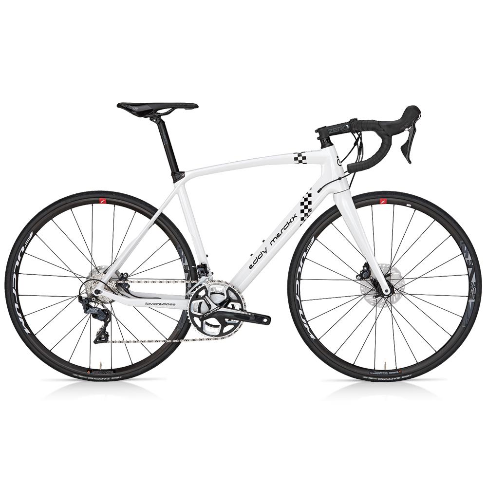 Eddy Merckx Lavaredo 68 Disc Ultegra Mix Road Bike – 2019