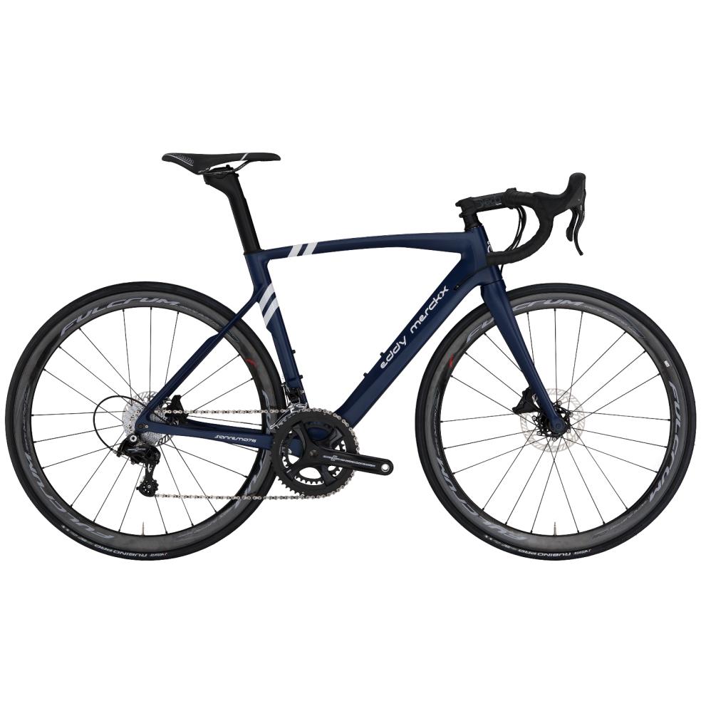 Eddy Merckx San Remo 76 Disc Ultegra Carbon Road Bike - 2019