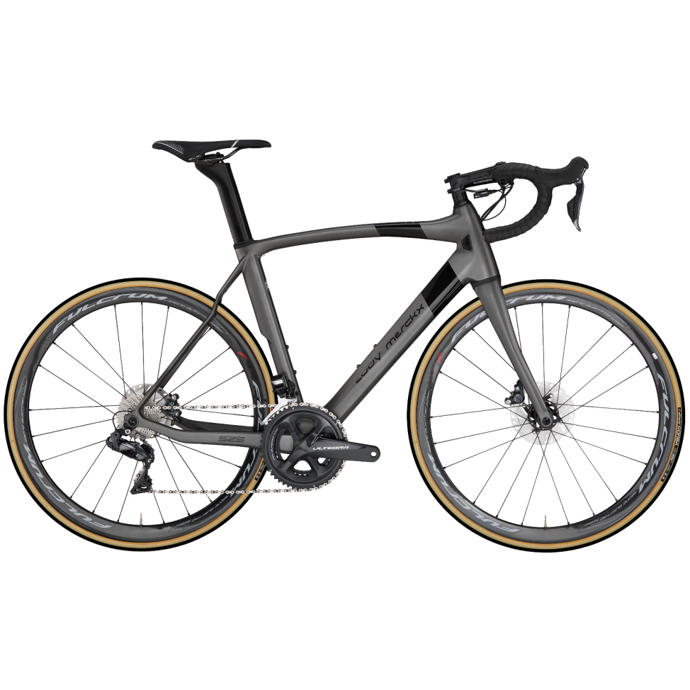 Eddy Merckx EM525 Endurance Ultegra Di2 Disc Carbon Road Bike - 2019