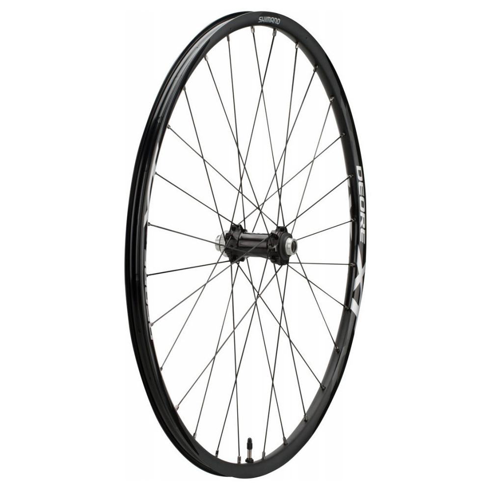 "Shimano XT M8000 MTB Front Wheel – 27.5"""
