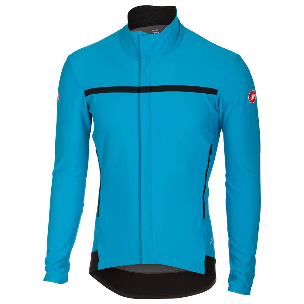 Castelli Team Sky Inside Perfetto Long Sleeve Cycling Jersey