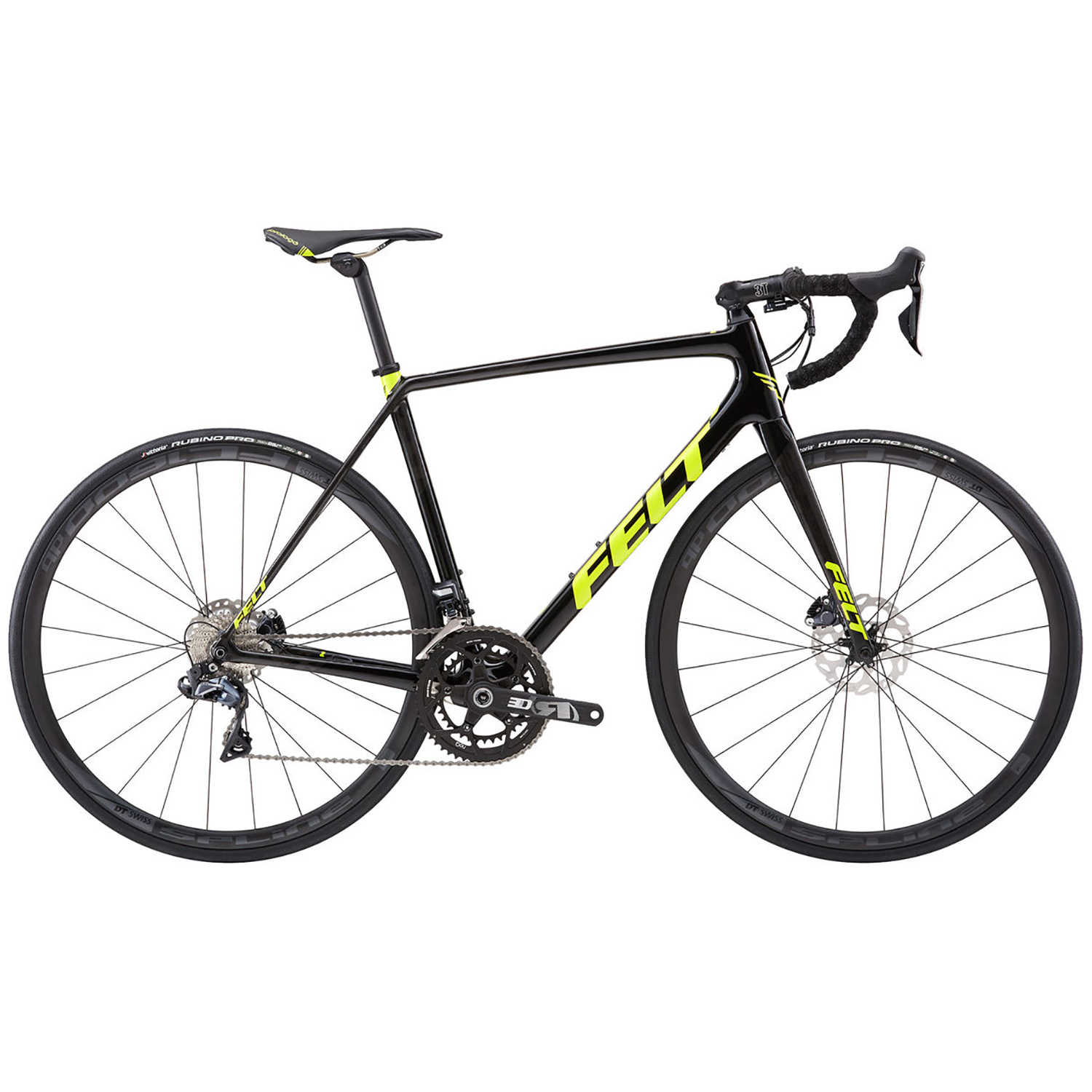 Felt FR2 Disc Di2 Carbon Road Bike - 2018