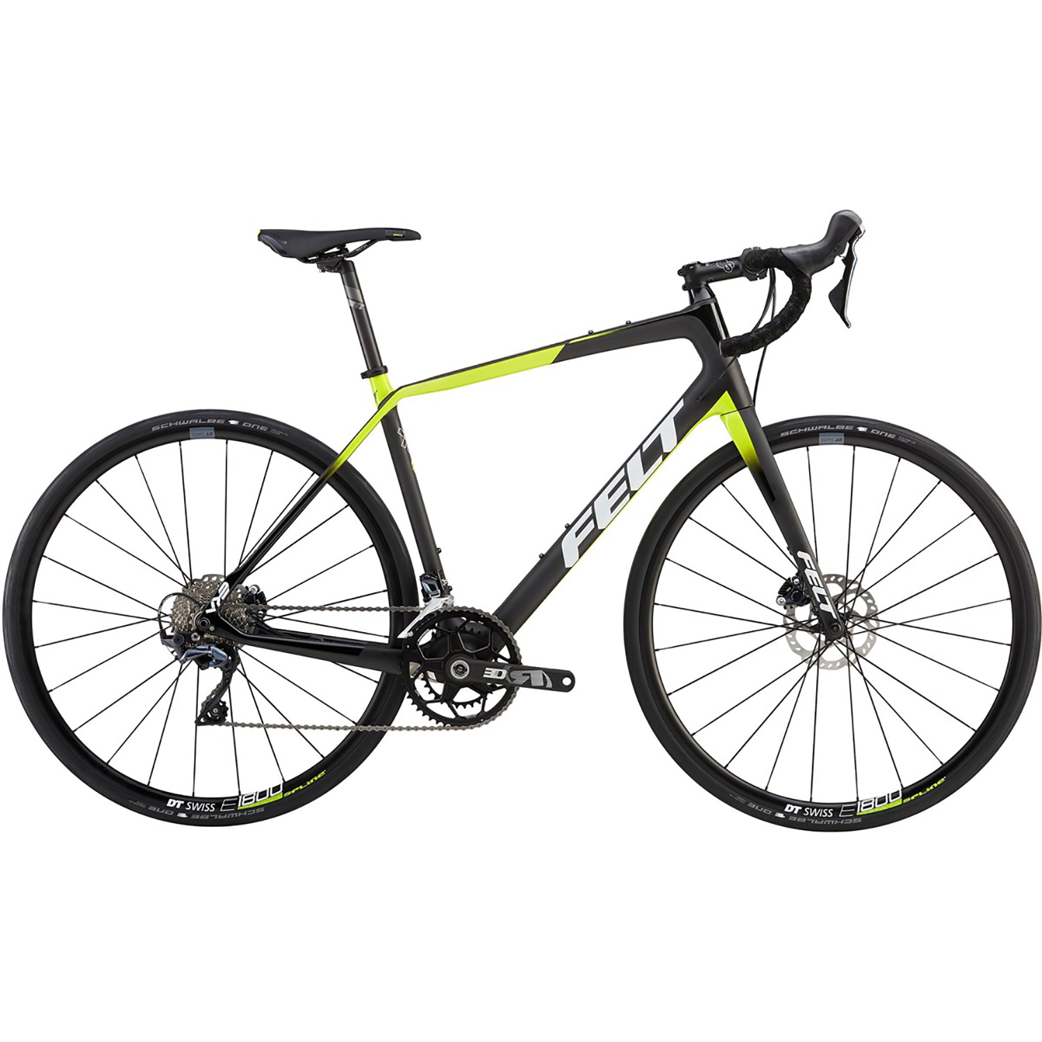 Felt VR3 Disc Carbon Road Bike - 2018