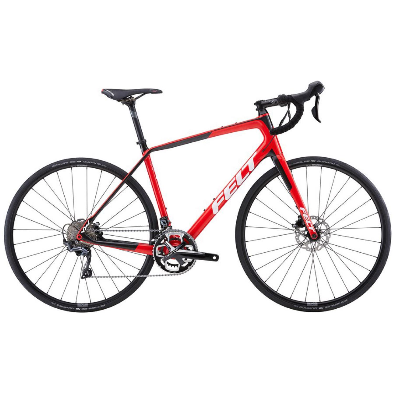 Felt VR4 Ultegra Mix Carbon Disc Road Bike - 2018