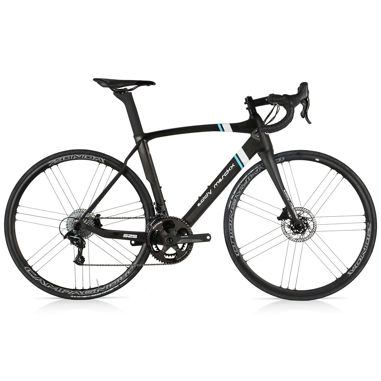 Eddy Merckx EM525 Endurance Potenza Disc - AG2R Team Replica