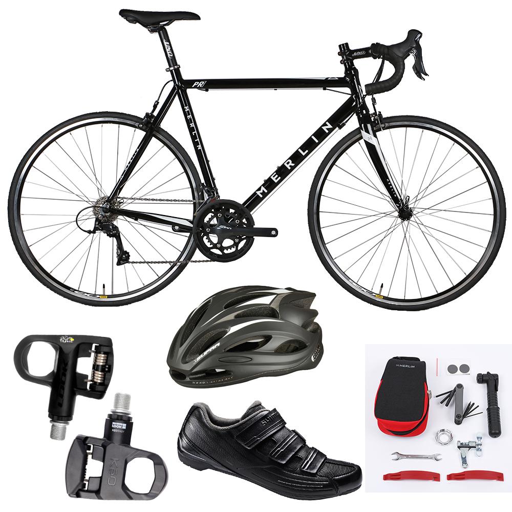 Merlin PR7 Road Bike Starter Kit