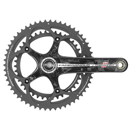 Campagnolo Record Ultra Torque 11 Speed Carbon Chainset - 11 Speed / 170mm / 34/50