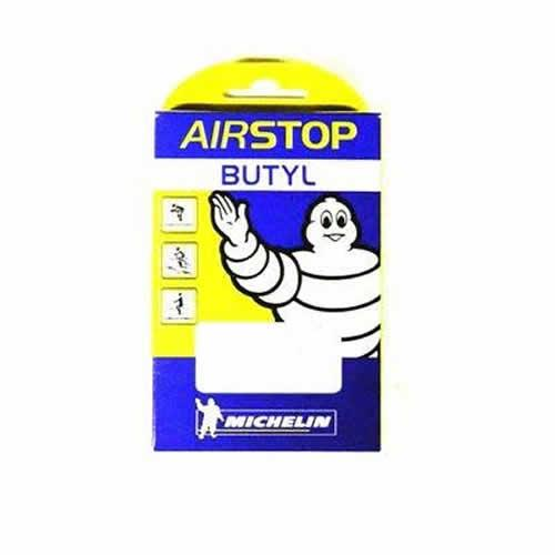 Michelin Airstop 52mm Long Valve Presta Tube - 700c