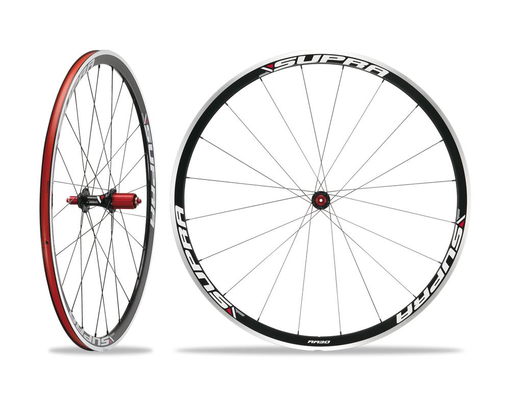 Wheels Supra RA30 Wheels  White